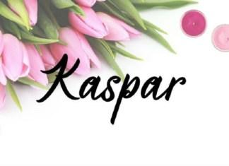 Kaspar Font