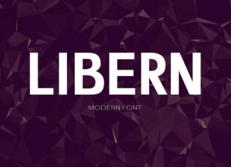 Libern Font
