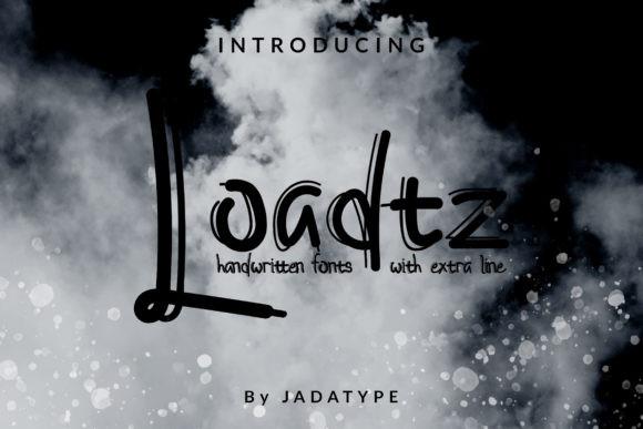 Loadtz Font