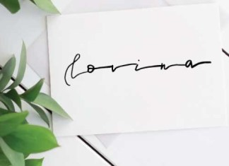 Lovina Font