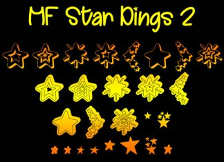 MF Star Dings 2 Font