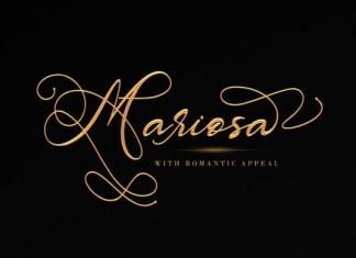 Mariosa Font