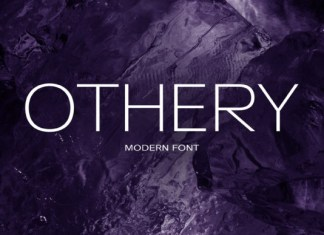 Othery Font
