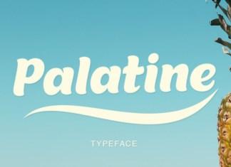 Palatine Font