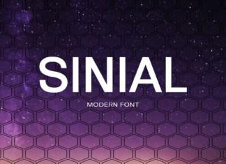 Sinial Font