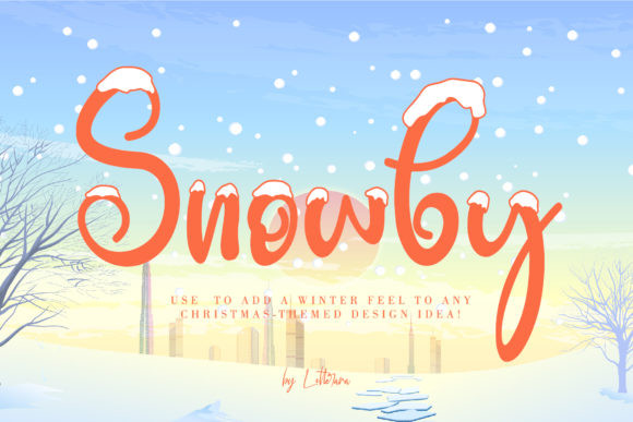 Snowby Font