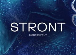 Stront Font