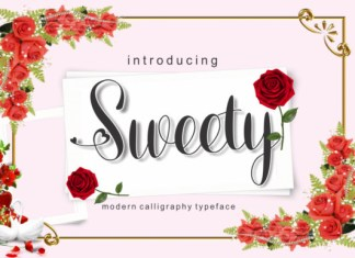 Sweety Font
