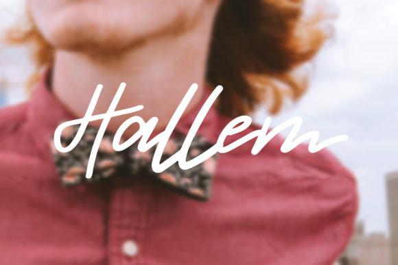 Hallem Font