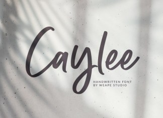 Caylee Font