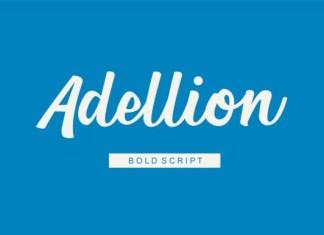 Adellion Font