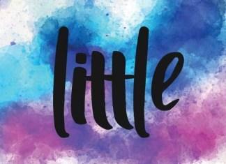 Little Font