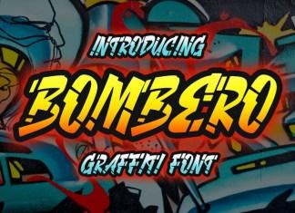 Bombero Font