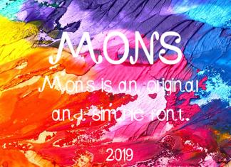 Mons Font