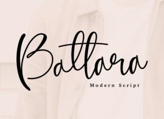 Battara Font