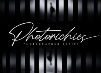 Photoricies Font