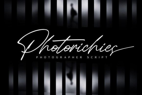 Photoricies Font