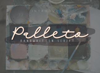 Palleto Font