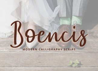 Boencis Font