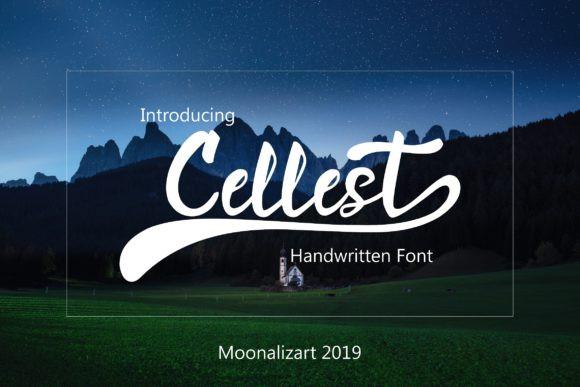 Cellest Font