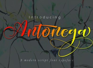Antonega Font
