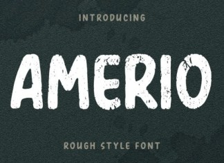 Amerio Font