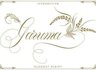 Garuma Font