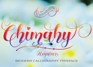 Chimahy Regular Font
