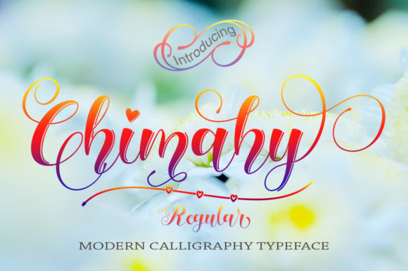 Chimahy Regular Font