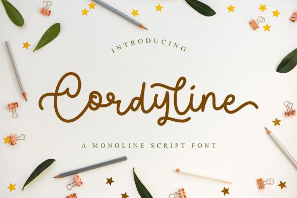 Cordyline Font
