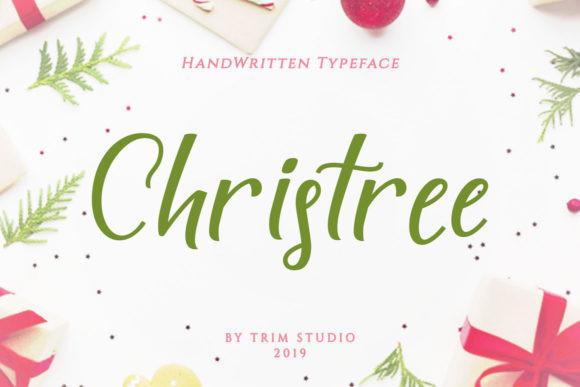 Christree Font
