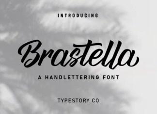 Brastella Font