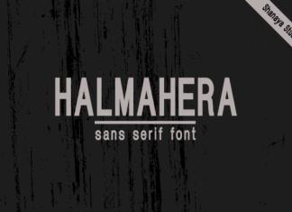 Halmahera Font