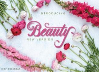 Beauty Font