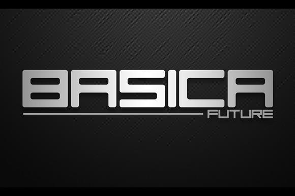 Basica - Future Font