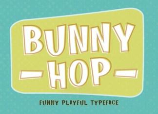 Bunny Hop Font