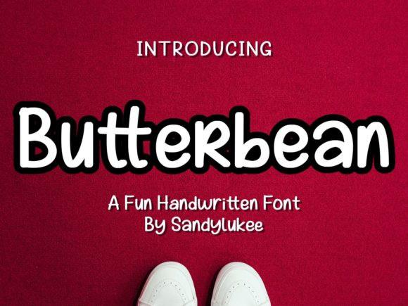 Butterbean Font