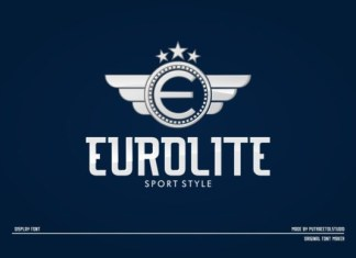Eurolite Font