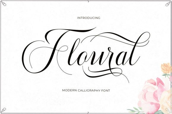 8 Beautiful Fonts