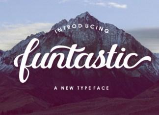 Funtastic Font