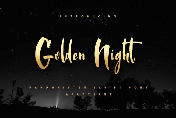 Golden Night Font