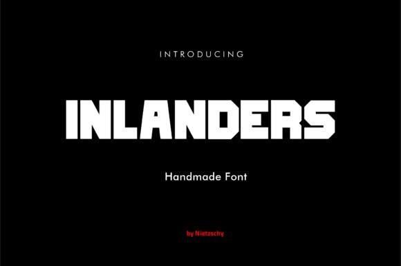 Inlanders Font