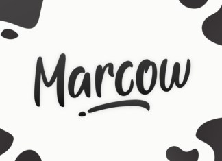 Marcow Font