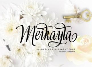 Meikayla Font