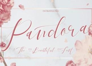 Pandora Font