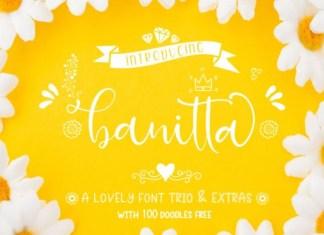 Banitta Font