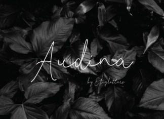 Audina Font