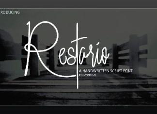 Restario Font