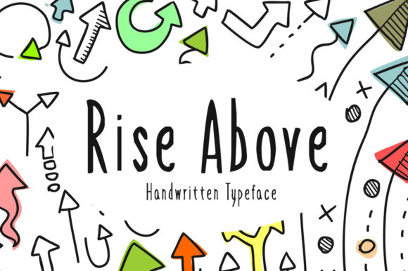 Rise Above Font