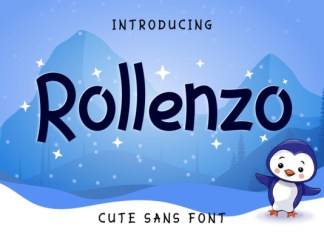 Rollenzo Font